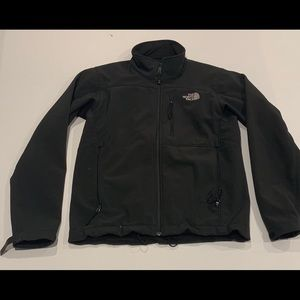 Men's The North Face Black Polyester Jacket Sz S